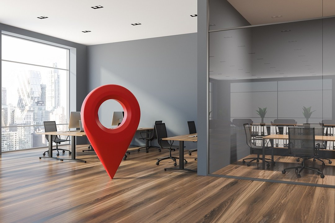 Smart office based on IPS (Indoor Positioning System)